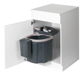 Secchio per rifiuti sistema girevole MÜLLEX FLEXX Bio / EURO FLEXX Bio