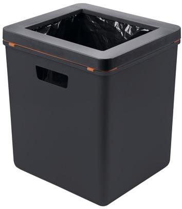 BOXX Behälter 35-Liter grau, komplett