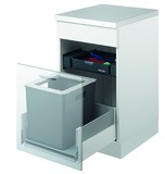 Sistema rifiuti MÜLLEX EURO ZK-BOXX 40/45/50 per BLUM Tandembox