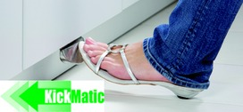 Ouverture à pédale MÜLLEX-KickMatic