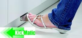 Sistema da avviamento a pedale MÜLLEX-KickMatic