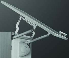 Armature élévatrice basculante E-verso électrique, 100-240 Volt avec amortissement intégré
