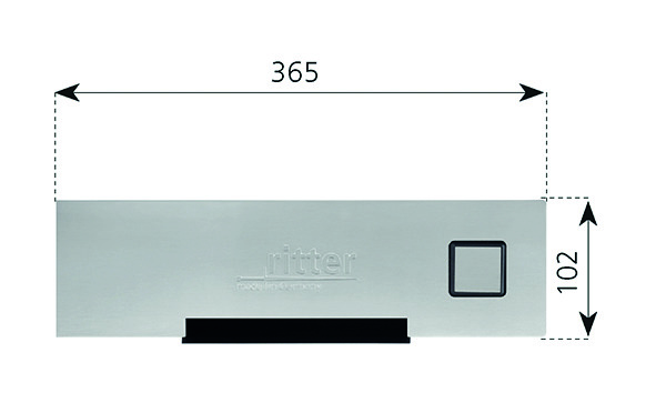 Einbau-Sockelsauger RITTER BVC 10