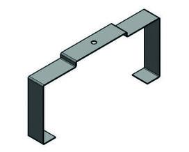 Montagebügel für Flachkanal