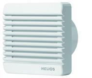 Mini-ventilateur avec roulements à billes et volet électrique HELIOS HR 90 KE