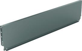 Pannello posteriore in acciaio HETTICH ArciTech, antracite