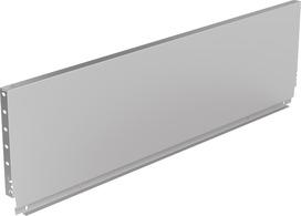 Stahlrückwand HETTICH ArciTech, silber, Systemhöhe 250 mm