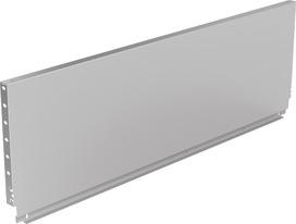 Pannello posteriore in acciaio HETTICH ArciTech, argento, altezza del sistema 282 mm