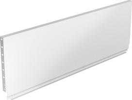 Paroi arrière en acier HETTICH ArciTech, blanc, hauteur du système 282 mm