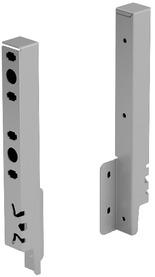 Giunzione per pannello posteriore HETTICH ArciTech, argento, altezza del sistema 218 mm