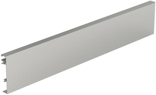 Aluminiumrückwand HETTICH ArciTech, silber