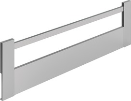 Frontale HETTICH ArciTech, argento, altezza del sistema 218 mm