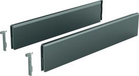 TopSide HETTICH ArciTech, antracite, altezza del sistema 186 / 218 mm