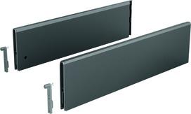TopSide HETTICH ArciTech, antracite, altezza del sistema 218 / 250 mm