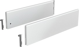 TopSide HETTICH ArciTech, blanc, hauteur du système 218 / 250 mm