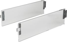 DesignSide vetro HETTICH ArciTech altezza del sistema 218 / 250 mm