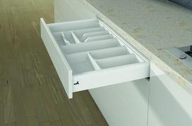 Organisation intérieure pour tiroirs HETTICH OrgaTray 400