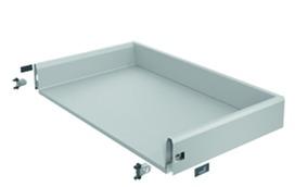Tiroir complet / tiroir intérieur HETTICH ArciTech, argent