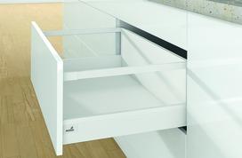 Kit da cassetto completi HETTICH ArciTech con sospensione, bianco