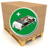 Kehrichtbehälter MÜLLEX BOXX55 / 60-R Bio und EURO BOXX55 / 60-R