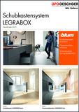 QuickFinder - BLUM LEGRABOX 2019
