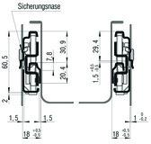 Differentialvollauszug FULTERER FR 790 SCC SC