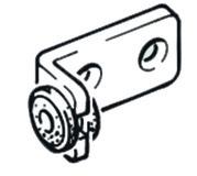 EKU 053.3104.171 Garn. de tocs d'entrainement EKU-CLIPO 15 IS/MS, 2 vantaux, VE = 2 pcs.