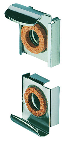 Supports pour miroirs