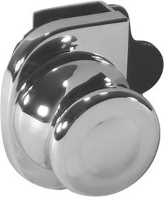Cavallotti per serrature per ante in vetro WKS - P5000