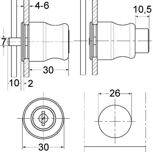 Cilindri a pressione WKS - P5000