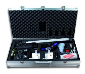 Kit professionale per l'incollaggio UV Verifix®