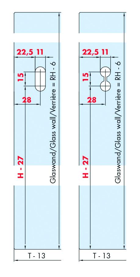 Cache à pression EKU-BANIO 40 GF
