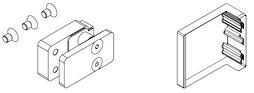 Mascherina a pressione EKU-BANIO 40 GF