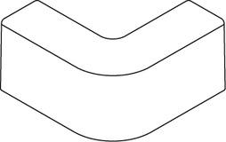 Congiunzione angoli per soglia EKU-BANIO