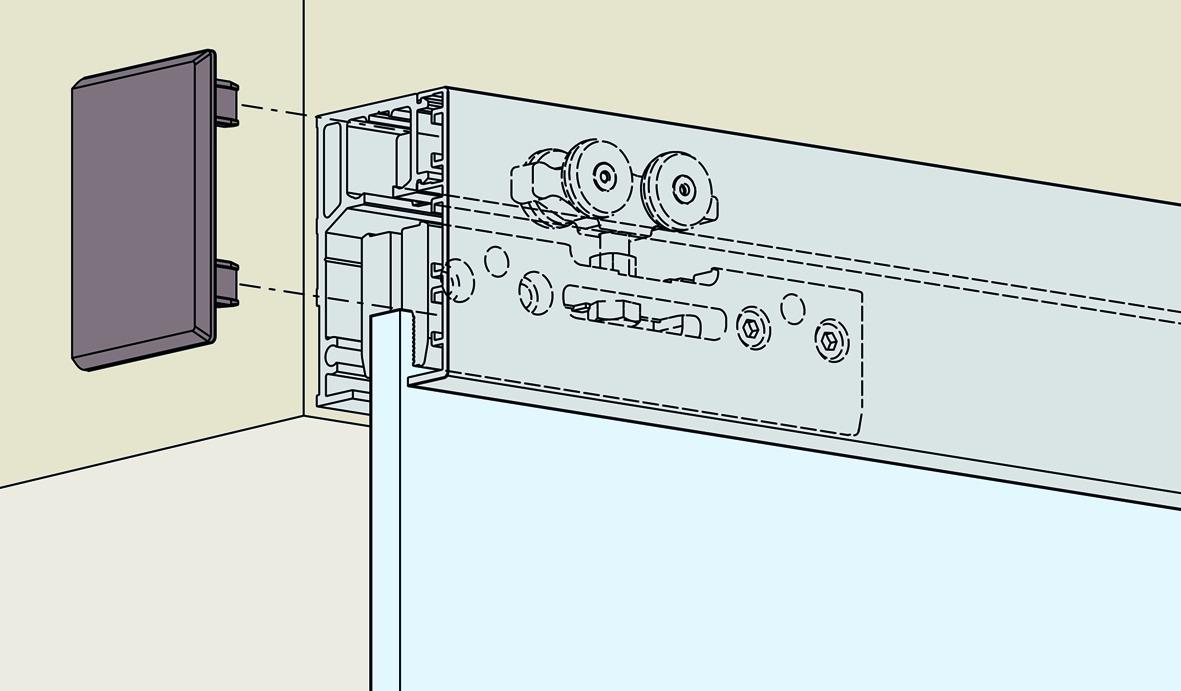 Kit complet EKU-PORTA 40 GE