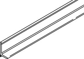 Profil de recouvrement latéral