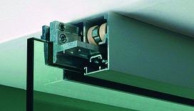 Ferrements pour portes coulissantes EKU-PORTA 100 GW / GWF/-Synchro