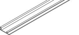 Blendenprofil EKU-PORTA 100 GW / GWF