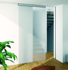 Ferrements pour portes coulissantes HAWA-Junior 40/GL