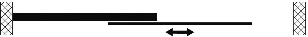 Ferramenta per porte scorrevoli HAWA Puro 100-150