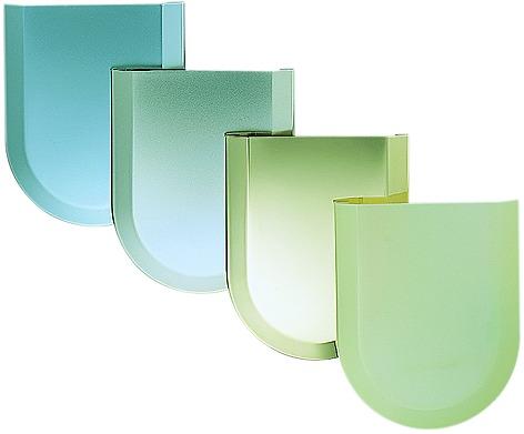 Placche di copertura in plastica HAWA