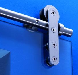 Set complet ferrements pour portes coulissantes SMK 330