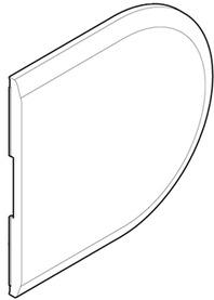Placche di copertura HAWA-Toplock