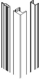 Dichtungsprofil vertikal