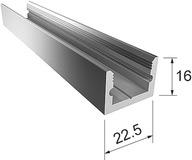 Profil-sol-latéral Portavant 60/120