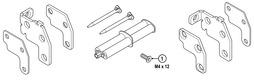 Kit di prolunghe VITRIS montaggio frontalmente per Portavant M50 e M80