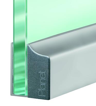Soglie automatiche PLANET KG-A10, silicone FH + RD