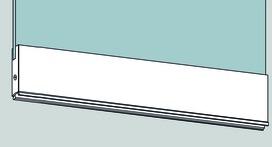 Braccio portante inferiore DORMA