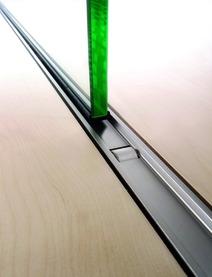 Rail de porte ASTEC b.1000