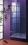 Sistema per docce interamente in vetro BH 200